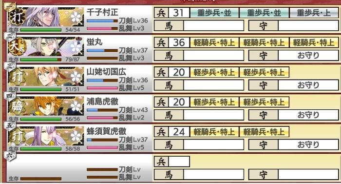2週目 攻略編成 勝利A(2巡した.jpg