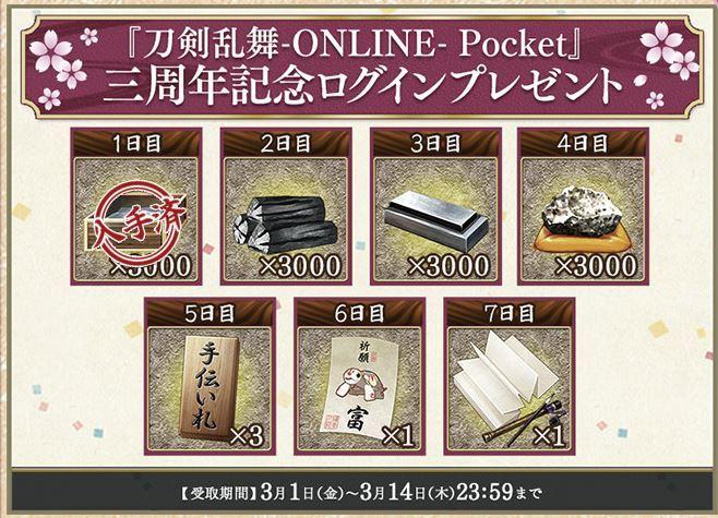 ポケット3周年ログイン.JPG