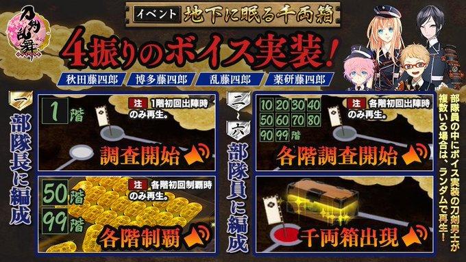 大阪城専用ボイス(出陣して階に入る、特定階クリア、千両箱出現.jpg